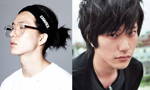 Kiểu tóc ấn tượng cho các bạn nam thích phong cách Nhật