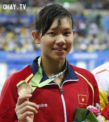 Ánh Viên giành chiếc HCĐ lịch sử tại Incheon