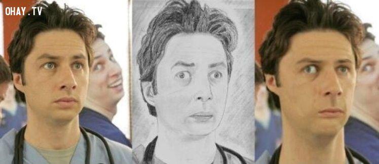 Người nổi tiếng sẽ trông như thế nào nếu giống y fan art?