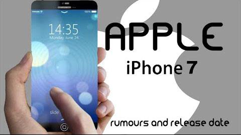 Rò rỉ những thông tin mới nhất về iPhone 7!