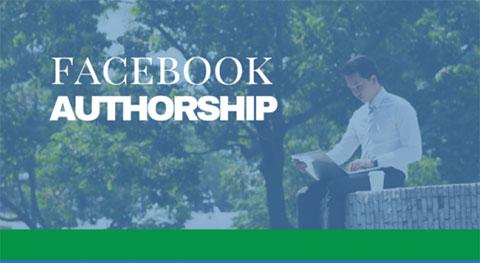 Facebook giới thiệu Facebook Authorship giúp người đọc follow tác giả