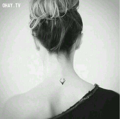 ảnh hình xăm,hình xăm nhỏ,tattoo,hình xăm nhỏ xinh xắn