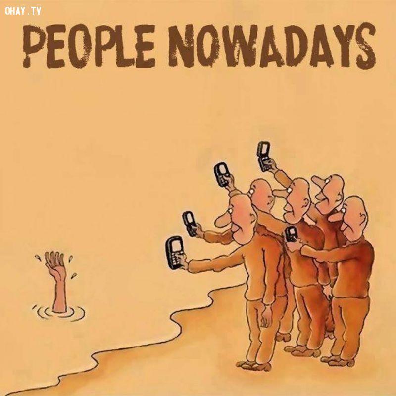 ảnh mặt trái của internet,internet,cộng đồng mạng,văn hóa mạng,mặt trái của công nghệ