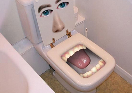 15 kiểu nhà vệ sinh kỳ lạ khiến bạn vô cùng khó xử