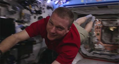 Nasa phát hành video 4K về hoạt động của phi hành gia trong không gian lên kên YouTube