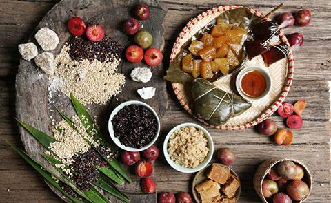 5 món ăn quen thuộc trong ngày Tết Đoan Ngọ của người Miền Trung.