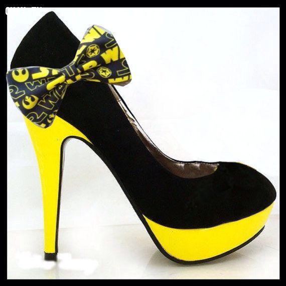 shoe, giày cao gót, Galactic Empire