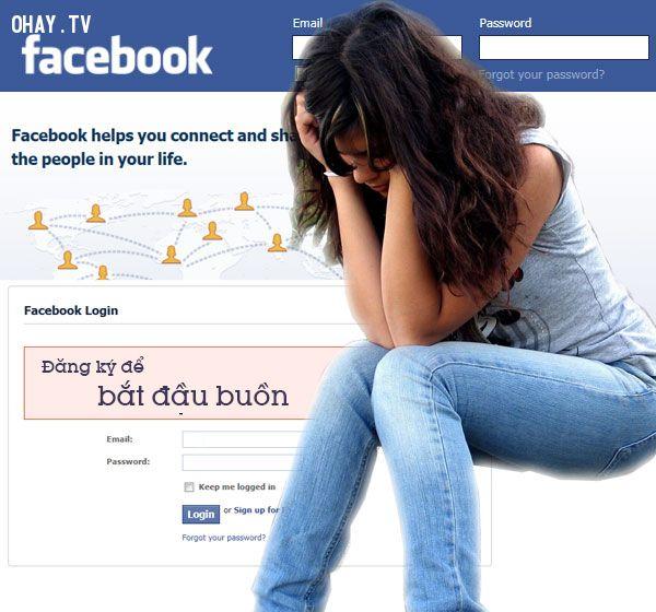 ảnh mạng xã hội,mặt trái của mạng xã hội,mặt trái của facebook,facebook