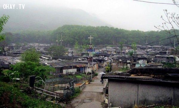 nằm ngay ở thủ đô Seoil