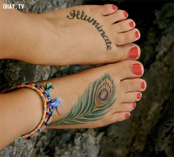 Mô tả hìnhTop 15 mẫu hình xăm ở chân đẹp và đầy sáng tạo ảnh
