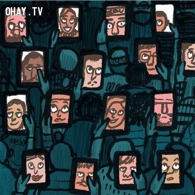 ảnh suy ngẫm,thực trạng xã hội,ảnh châm biếm,cuộc sống hiện đại,mặt trái của xã hội
