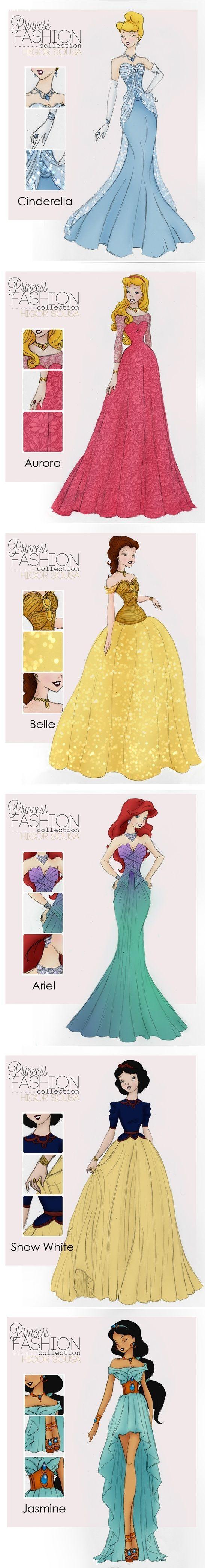ảnh thời trang,Disney,váy Disney