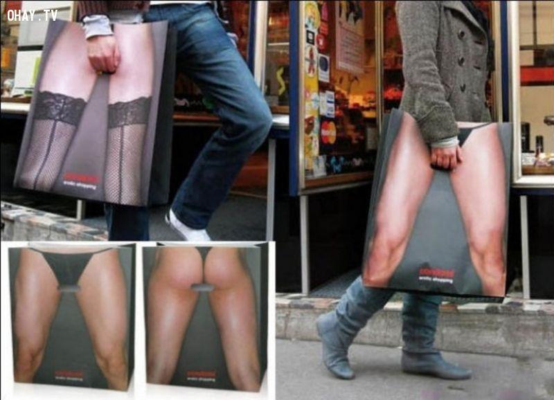 Túi xách của cửa hàng Condomi ở Đức