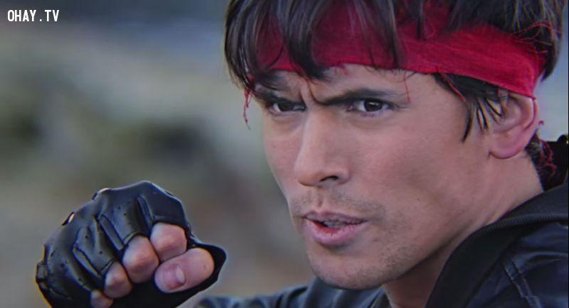 ảnh Kung Fury,phim hài,phim thập niên 80