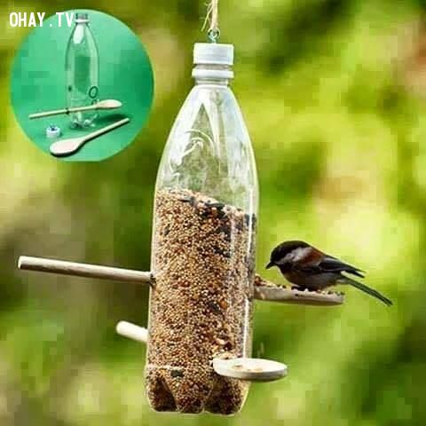 ảnh mẹo vặt,sáng tạo,đồ tái sử dụng,bảo vệ môi trường