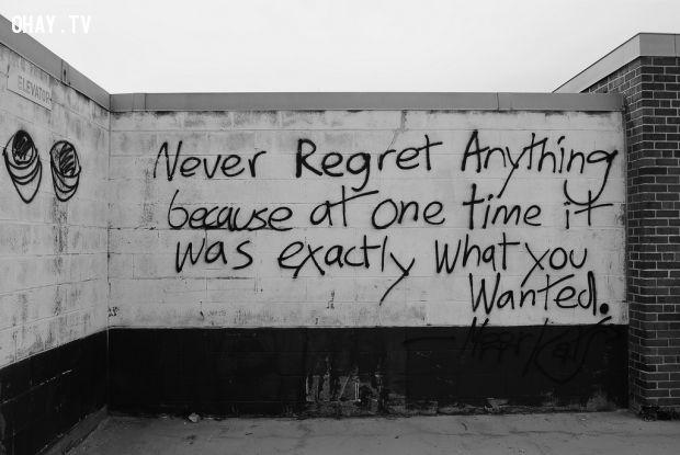 hối tiếc