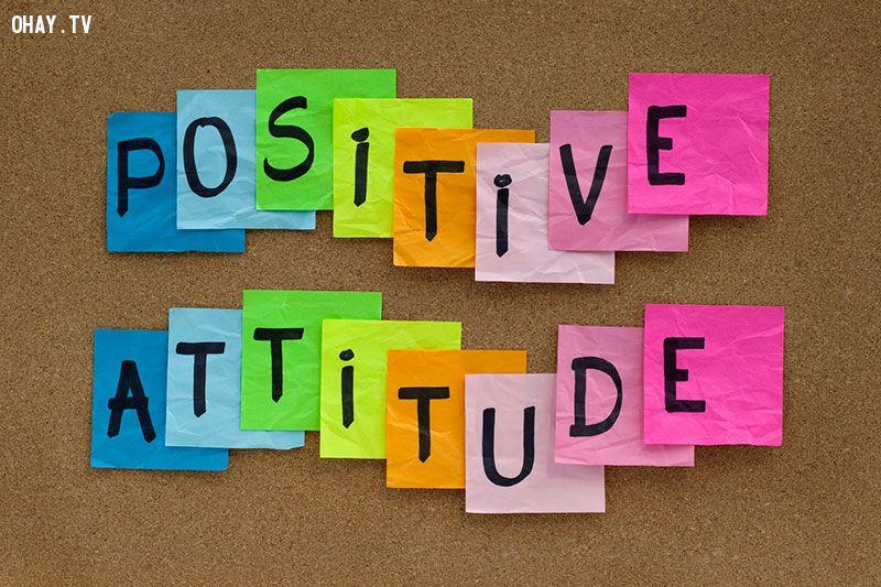 Thái độ tích cực