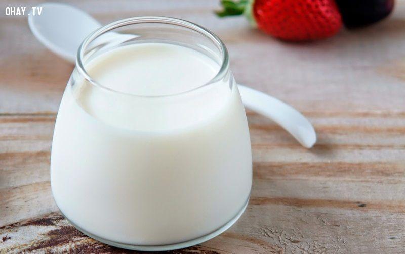 Ăn một hộp sữa chua trước khi uống bia giúp chống say hiệu quả