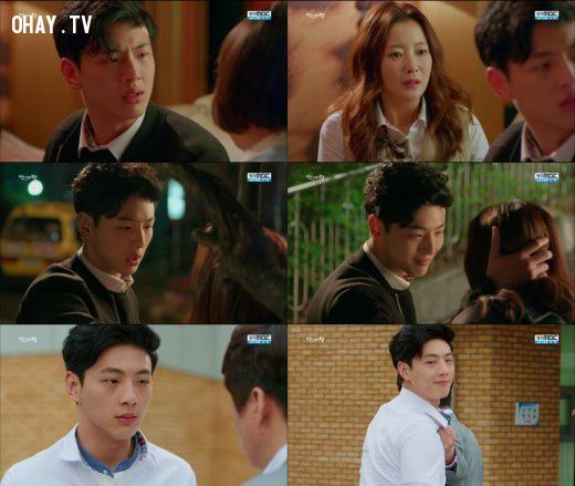 ảnh Ji Soo,Angry Mom,Go Bok Dong