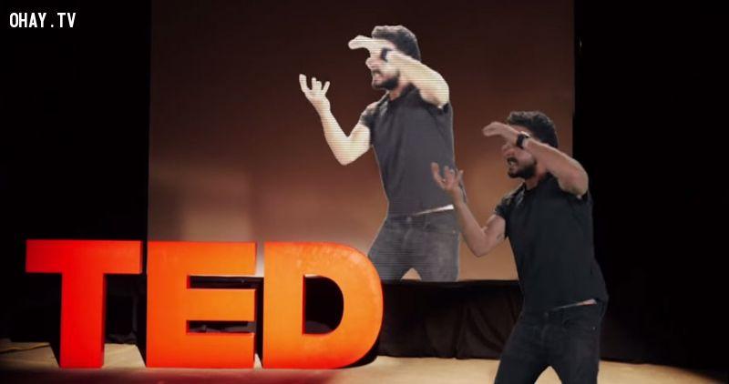 ảnh ted talk,ted talk hài hước,ted talk chế,video chế