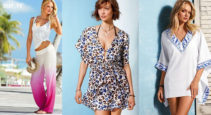 ảnh thời trang hè,cover up,bikini khỏe khoắn