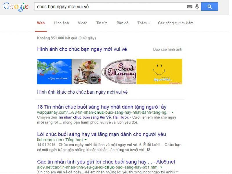 ảnh google,thủ thuật google,mẹo tìm kiếm google