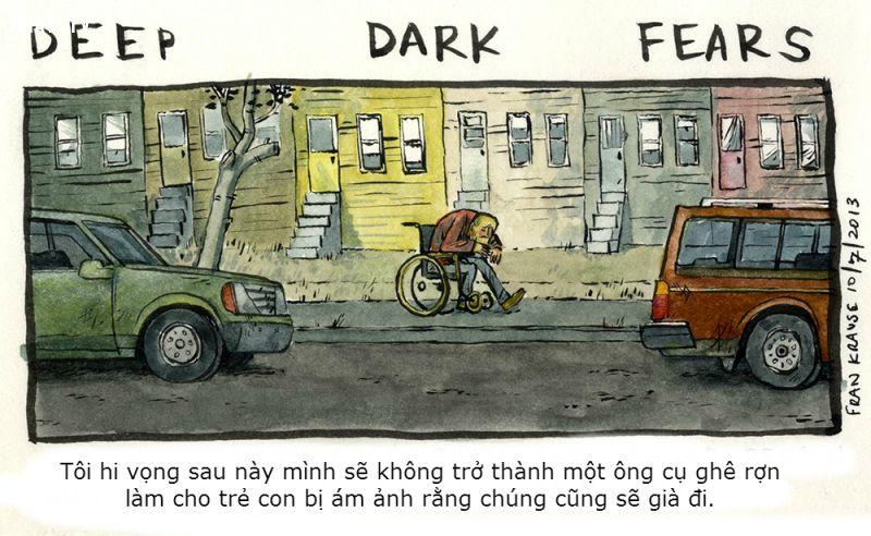 Deep Dark Fears - Nỗi sợ hãi sâu trong đêm tối (Part 2)