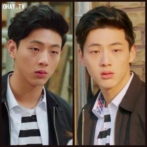 Mô tả hình ảnhBiểu cảm đáng yêu của JI Soo trong phim
