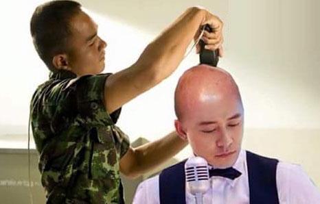 Nhạc chế Tuấn Hưng cạo đâu - Về đâu mái tóc Tuấn Hưng =))
