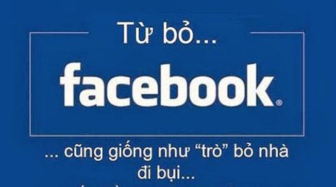 7 lời khuyên cho các bạn khi cai nghiện Facebook