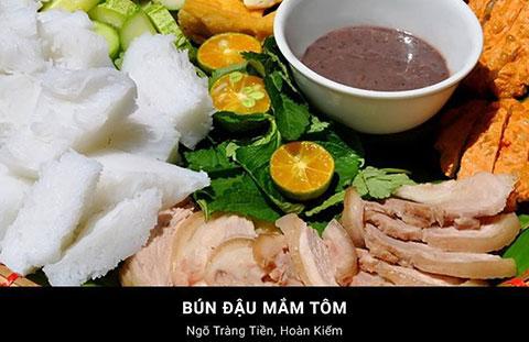 """55 món ngon Hà Nội """"không ăn hơi phí"""" - Phần 1"""