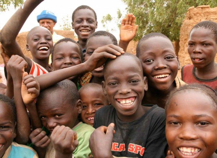 Niger là quốc gia có dân số trẻ nhất