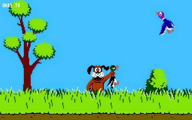 ảnh tuổi thơ,game tuổi thơ,game của 8x,game của 9x,game 4 nút