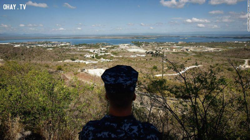 ảnh tra tấn,nhà tù Guantanamo