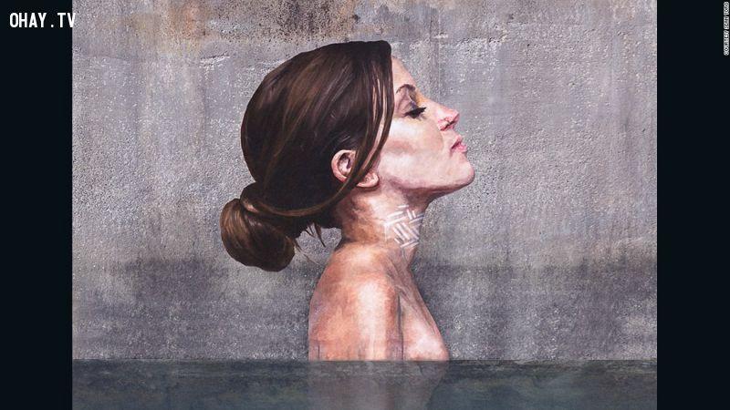 ảnh tranh tường,tranh vẽ độc đáo,sáng tạo,Sean Yoro