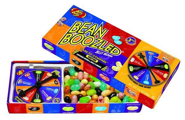 ảnh Bean Boozled,kẹo thối