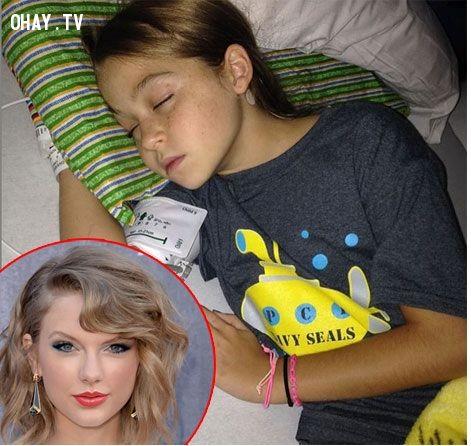 ảnh Taylor Swift,làm từ thiện,người nổi tiếng làm từ thiện