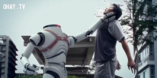 ảnh robot giết người,robot,trí tuệ nhân tạo