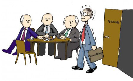 Phỏng vấn và cách mà nhà tuyển dụng loại bạn đi.
