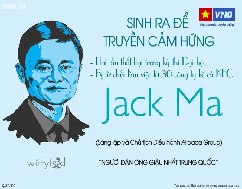 Tỷ phú công nghệ Jack Ma