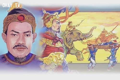 ảnh Quang Trung,Nguyễn Huệ,lịch sử việt nam,có thể bạn chưa biết