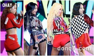 ảnh mỹ nhân kpop,lộ vòng 3,kpop scandal,scandal