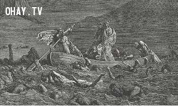 Tầng thứ năm – Giận dữ
