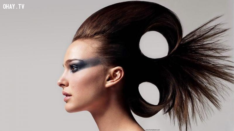 ảnh kiểu tóc quái dị,tóc lạ,kiểu tóc lạ,thời trang tóc,kiểu tóc