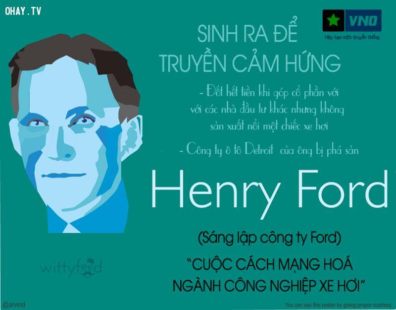 Ông vua xe hơi Henry Ford