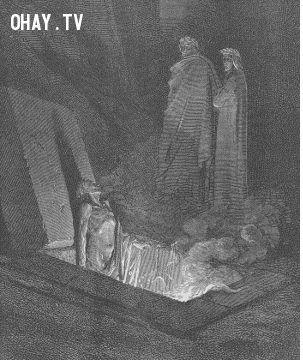 Tầng thứ sáu – Dị giáo