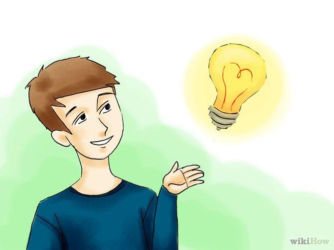 có những ý tưởng