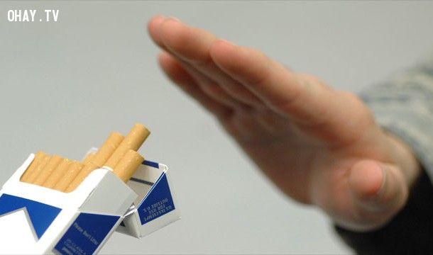 nhiều người muốn bỏ thuốc lá