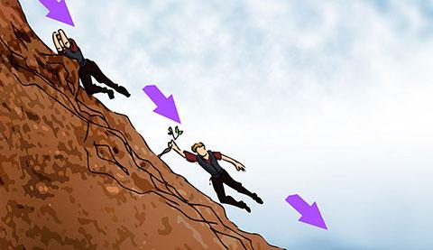 Kỹ năng giúp bạn sống sót khi bị ngã từ trên cao