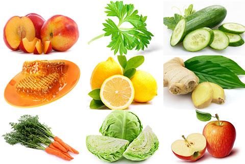 10 loại rau quả giúp bạn sở hữu thân hình tuyệt vời